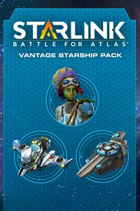 Starlink: Battle for Atlas Digital Vantage Starship Pack