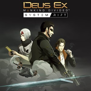 Deus Ex: Mankind Divided - System Rift Xbox One