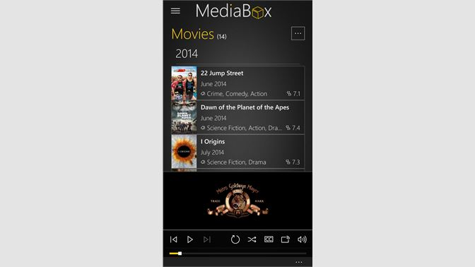 Buy MediaBox - Microsoft Store