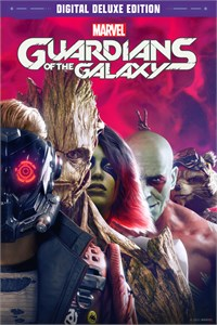 Marvel's Guardians of the Galaxy: Digital Deluxe Edition