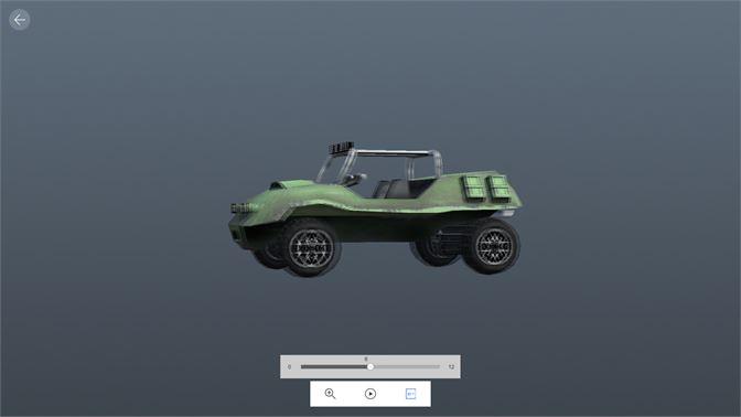 Get 3D ModelViewer - Microsoft Store