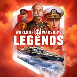 World of Warships: Legends — Arkansas Brawler Xbox One