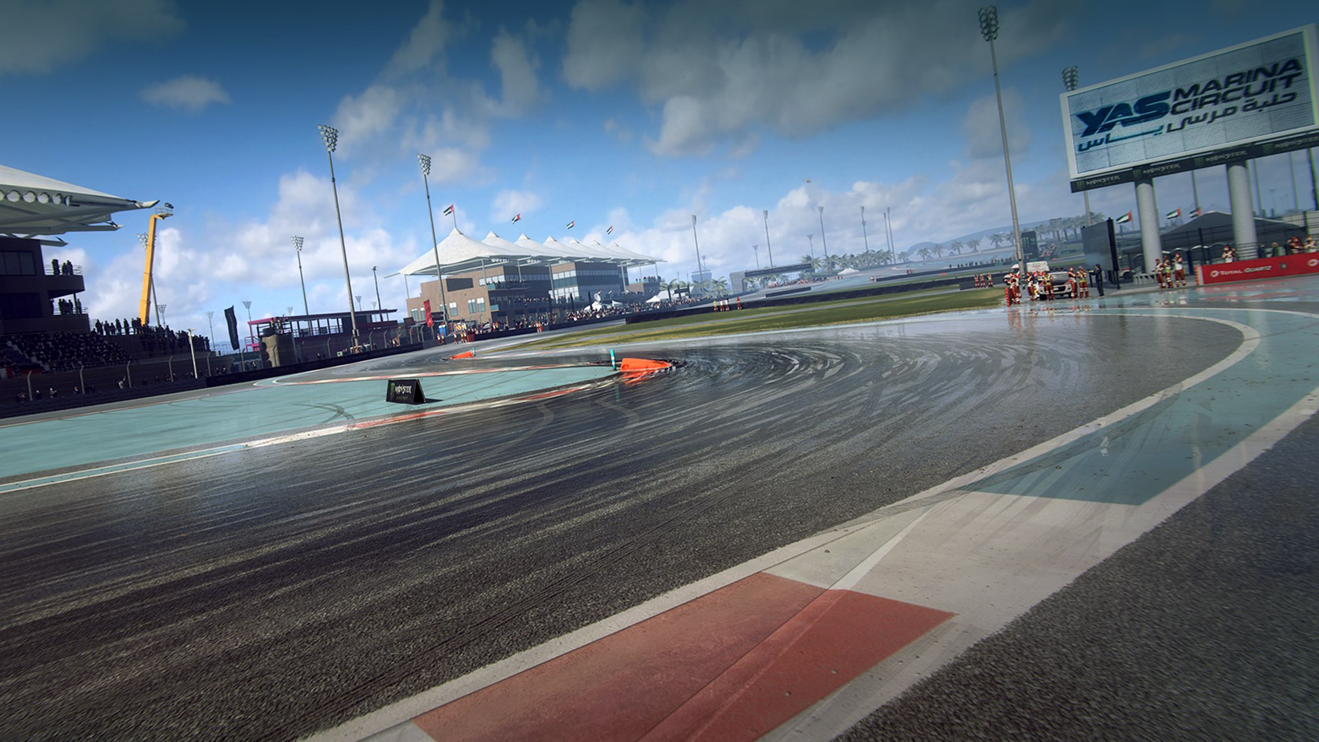 WS - Yas Marina Circuit, Abu Dhabi (Rallycross Track)