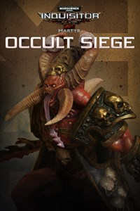 Warhammer 40,000: Inquisitor - Martyr | Occult Siege