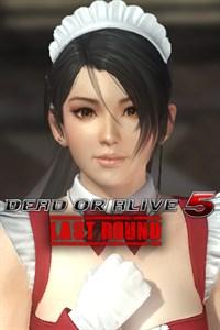 Carátula del juego DEAD OR ALIVE 5 Last Round Momiji Maid Costume