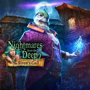 Nightmares from the Deep 2: The Siren's Call Xbox One