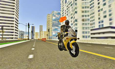 Moto Bike License Mission Screenshots 2