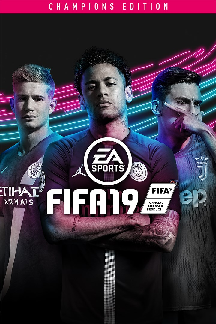 FIFA 19 For Xbox One   Xbox