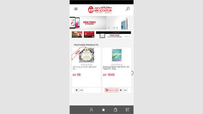 Get Jarir Bookstore - Microsoft Store