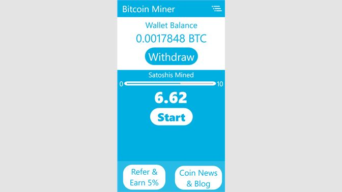 Get Bitcoin Miner Pool - Microsoft Store