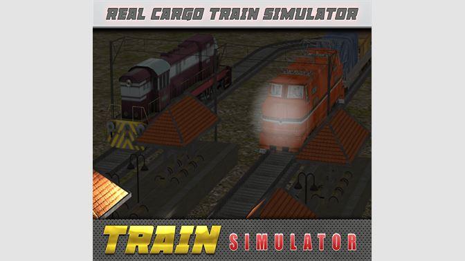 Get Cargo Train Simulator 3D - Microsoft Store en-KH