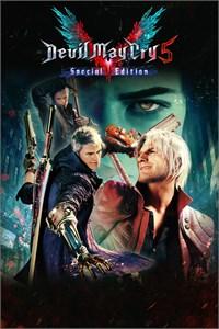 Carátula del juego Devil May Cry 5 Special Edition