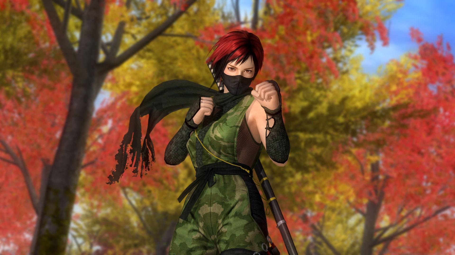 DOA5LR: Clã Ninja 1 - Mila