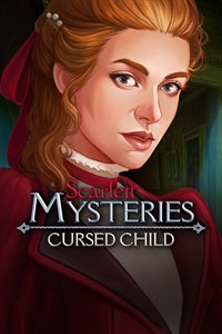 Carátula para el juego Scarlett Mysteries: Cursed Child (Xbox One Version) de Xbox 360