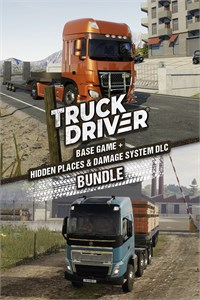 Truck Driver + Hidden Places & Damage System DLC Bundle