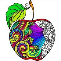 Fruits Color By Number - Powerhouse Coloring Book beziehen ...