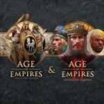 Age of Empires Definitive Edition Bundle Logo