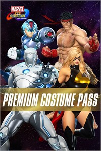 Carátula del juego Marvel vs. Capcom: Infinite Premium Costume Pass