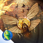 Mystery Case Files: Moths to a Flame Logo