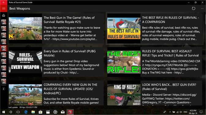 Buy Rules of Survival Game Guide - Microsoft Store en-LS