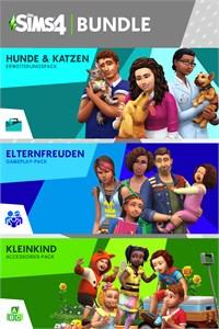 Die Sims™ 4-Bundle - Hunde & Katzen, Elternfreuden, Kleinkind-Accessoires
