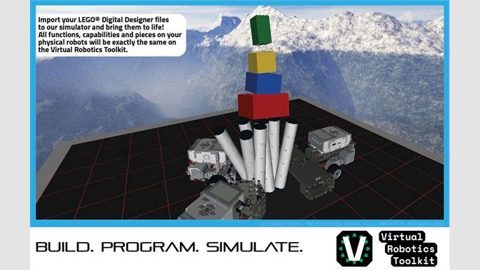 Buy Virtual Robotics Toolkit - Microsoft Store