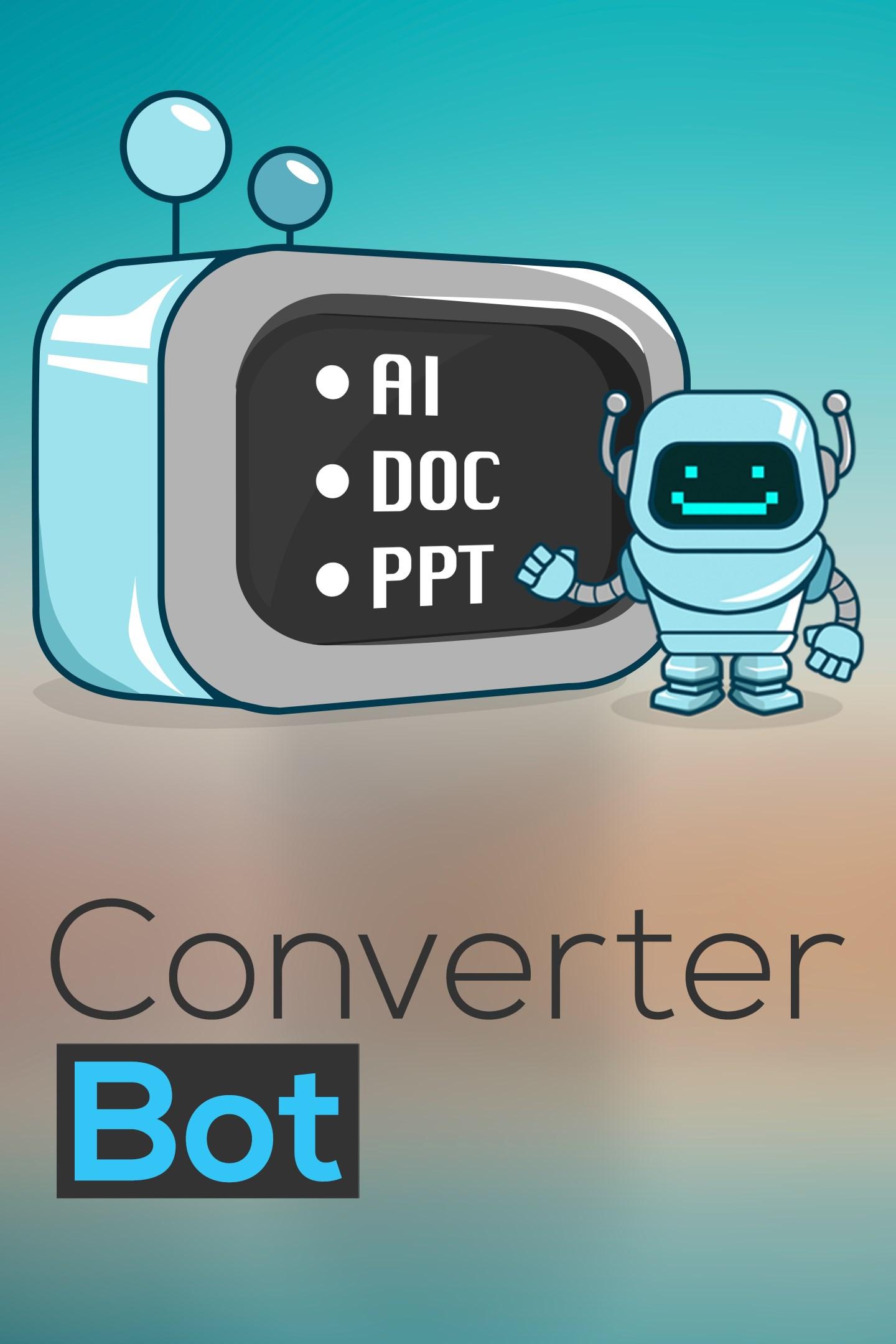 Get Converter Bot - Microsoft Store