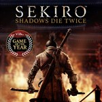 Sekiro™: Shadows Die Twice - GOTY Edition Logo
