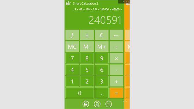 Get Smart Calculators - Microsoft Store