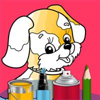 Hunde Ausmalbilder Beziehen Microsoft Store De De