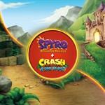 Spyro™ + Crash Remastered Game Bundle Logo