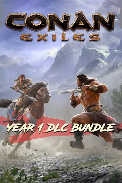 Conan Exiles – Year 1 DLC Bundle