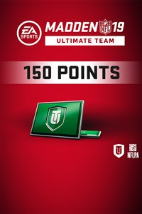 Madden NFL 19 Ultimate Team 150 Points Pack