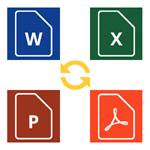 All Office Converter Logo