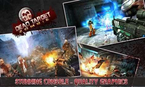 DEAD TARGET: Zombie Screenshots 2