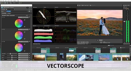 VEGAS Pro 15 Windows Store Edition screenshot 3