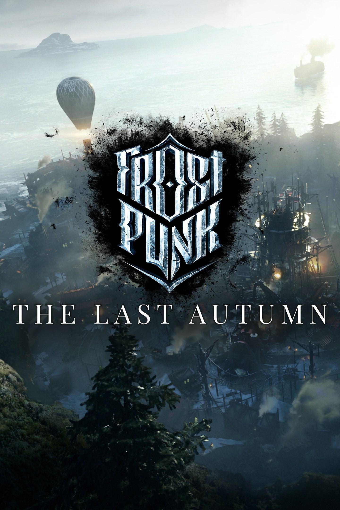 Скриншот №1 к Frostpunk The Last Autumn