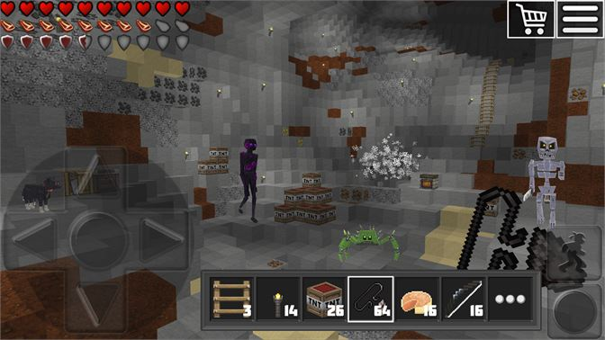 Get World of Cubes Survival Craft - Microsoft Store