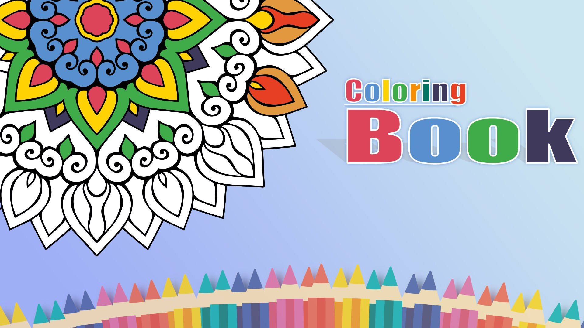 ColoringFun-Coloring Books For Adults & Kids AntiStress ...