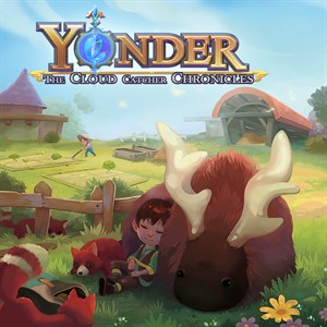 Yonder: The Cloud Catcher Chronicles Xbox One