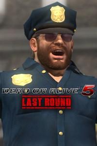 Carátula del juego DEAD OR ALIVE 5 Last Round Bass Police Uniform