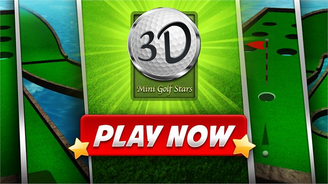 Screenshot Play OVER 150 HOLES In Mini Golf Stars 2