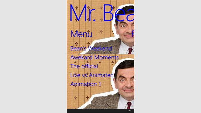 mr bean ringtone