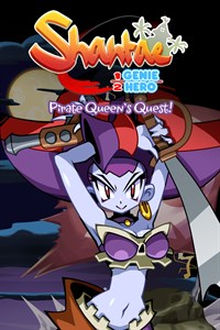 Carátula del juego Shantae: Pirate Queen's Quest