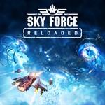 Sky Force Reloaded Logo