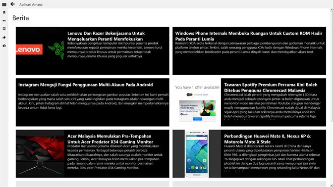 Get Aplikasi Amanz - Microsoft Store