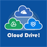 Cloud Drive! : OneDrive, Dropbox, Google Drive and more
