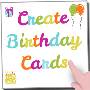 Create Happy Birthday Cards