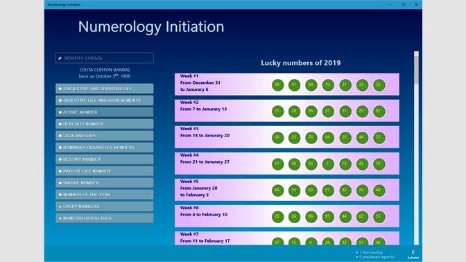 Get Personal Numbers (Numerology Initiation) - Microsoft Store en-AE