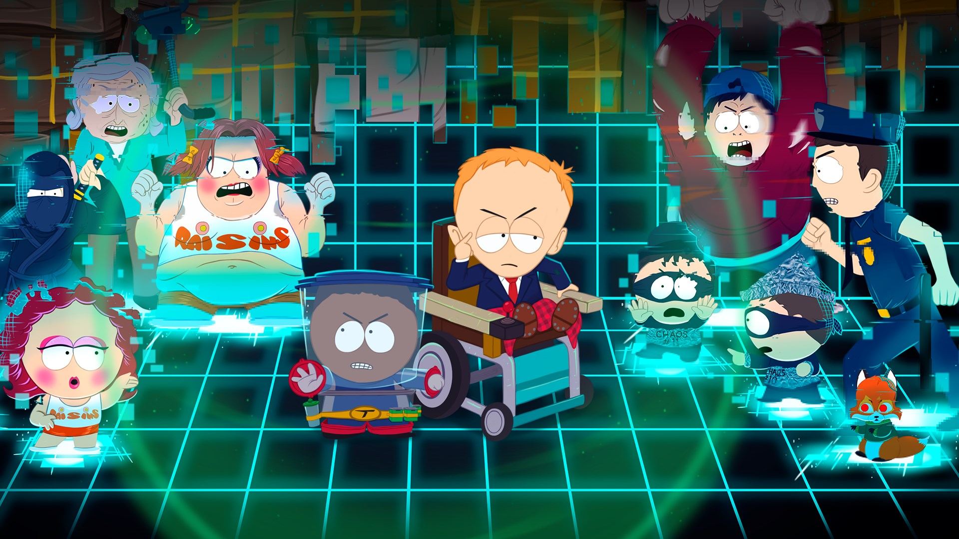 South Park: the Fractured but Whole – « Danger Deck » DLC